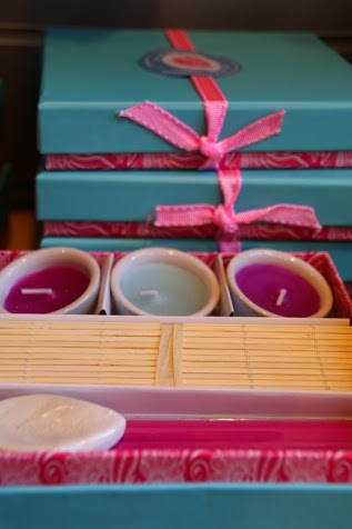 Candles in Shop